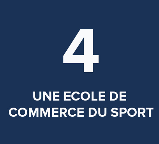 ecole de commerce du sport