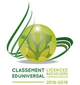 Logo classement Eduniversal 2018-2019