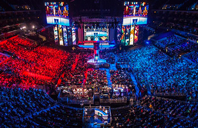 Les Worlds 2019 à Paris