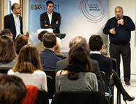 Inauguration de l'ESG Sport