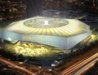 Le nouveau stade du FC Nantes